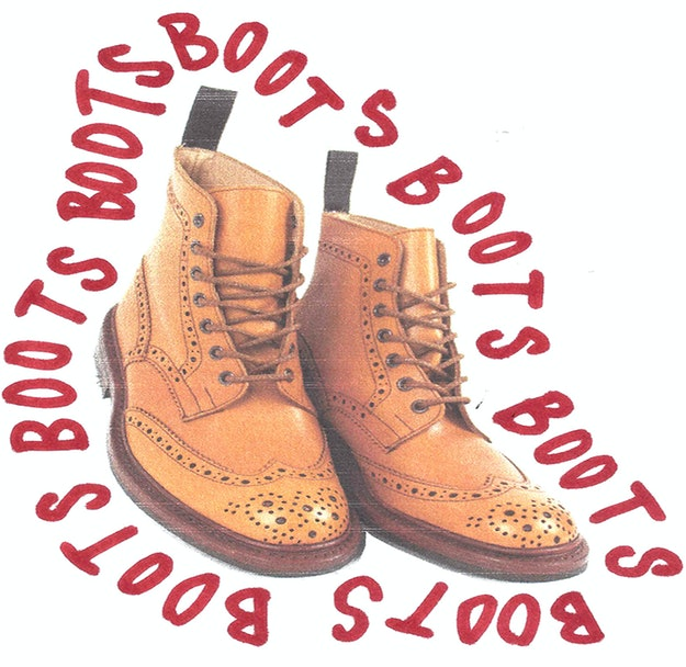 Placeholder for BOOTS PROMOTION 2 TEXT IMAGE HEADER UPDATE