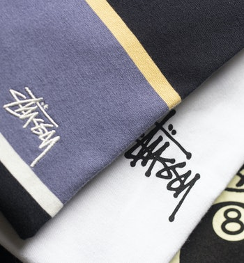 Placeholder for STUSSY TEXT IMAGE