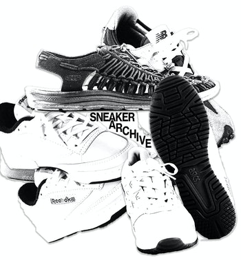 Placeholder for Sneaker Archive TEXT IMAGE HEADER