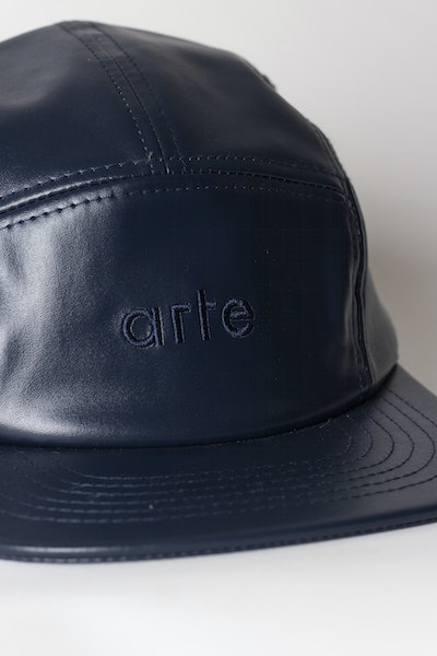 Placeholder for Arte antwerp craqq leather cap aw21 132ac 2