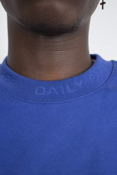 Placeholder for Daily Paper Derib Crewneck Sweater 2111011 2