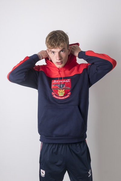 Placeholder for Adidas Arsenal 90 92 Hoodie H31146 1