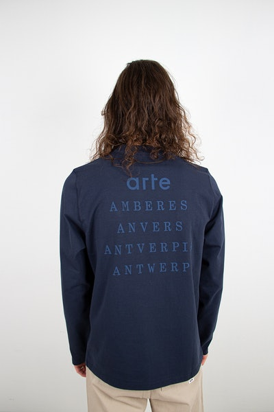Placeholder for Arte Antwerp Lenny LS T Shirt SS21 005 LS NA 2