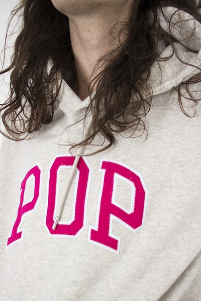 Placeholder for POP Trading Company Arch Hoodie POPSS21 06 002 2