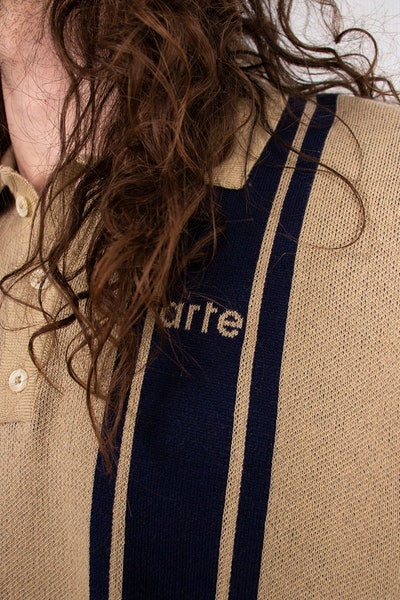 Placeholder for Arte Antwerp Pete Polo Shirt SS21 010 S 2