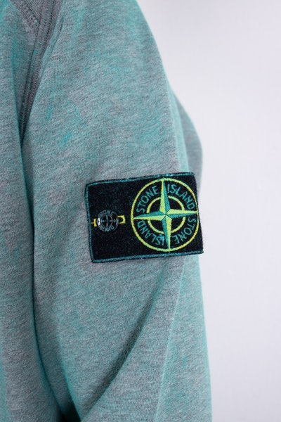 Placeholder for Stone Island Garment Dyed Crewneck Overdyed MO741562290 V1 M44 2