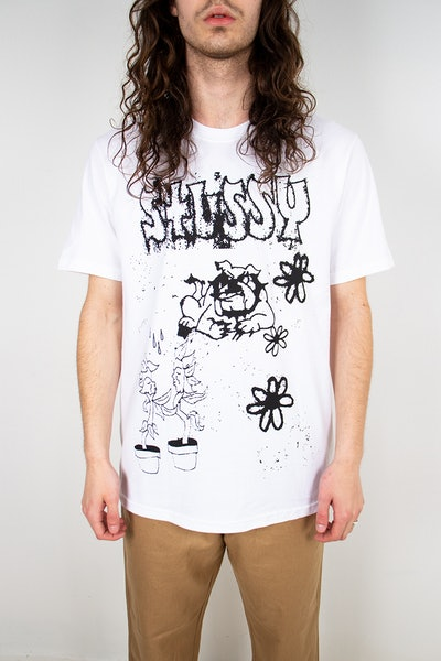 Placeholder for Stüssy Bad Dream T Shirt 1904648 1201 1