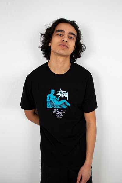 Placeholder for Stüssy Dionysos T Shirt 1904654 0001 1