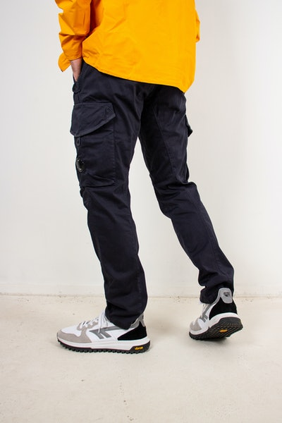 Placeholder for C P Company Cargo Pants 10 CMPA152 A005694 G 888 4