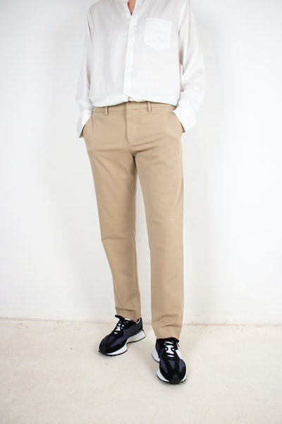 Placeholder for NN07 Cade Trousers 2111125107 010 1