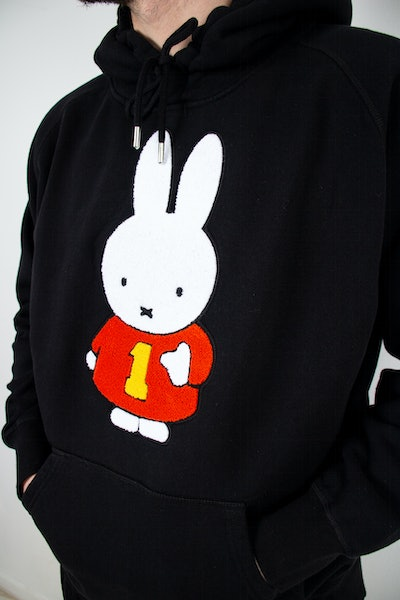 Placeholder for POP Trading Company Hooded Sweatshirt x Miffy SS21 01 008 2