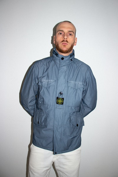 Placeholder for Stone Island Naslan Light Watro Field Jacket MO741541732 V0046 3