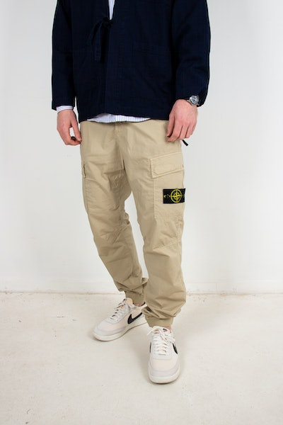 Placeholder for Stone Island Technical Cargo Pant MO741531303 V0095 1