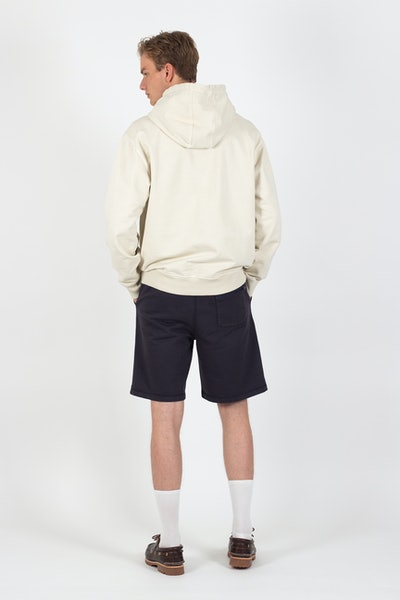 Placeholder for Calico Club Garment Dyed Hoodie Off White 5
