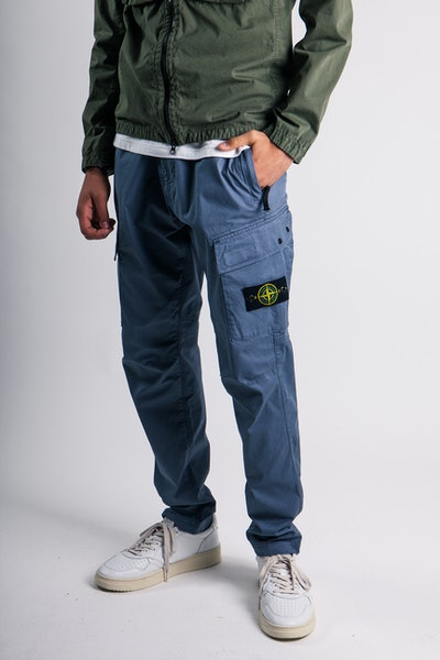 Placeholder for Stone Island Cargo Trousers MO751530510 V0046 5