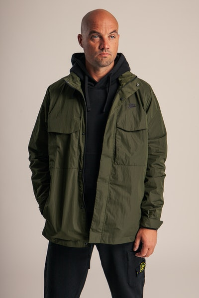 Placeholder for NIKE Sportswear Hooded M65 Jacket DC6770 326 2