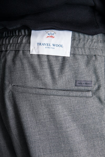 Placeholder for Paul Shark Woven Cargo Trousers 11314060 102 5