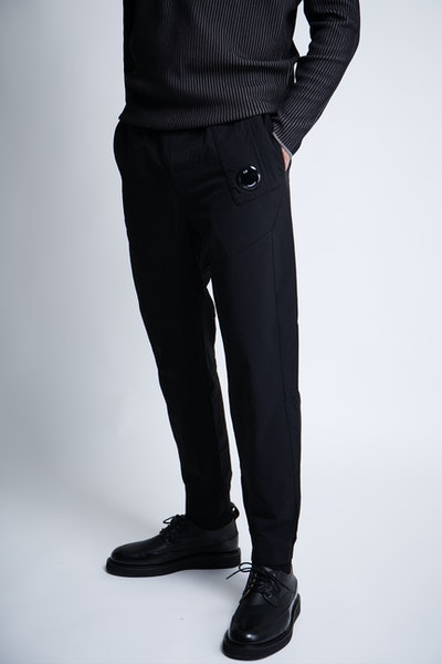 Placeholder for C P Company Dy Shell Jogging Pants 11 CMSP199 A 005983 G 999 3