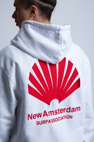 Placeholder for New Amsterdam Surf Association Logo Hoodie 2021250 5