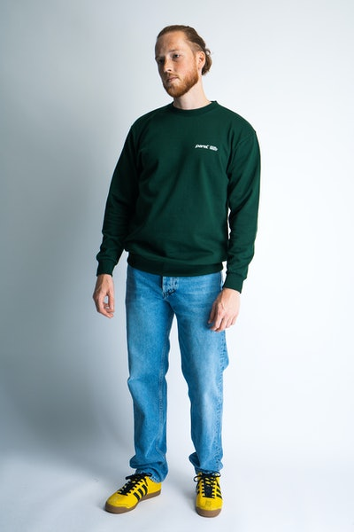 Placeholder for Parel Studios Backprint Sweater PARELAW21 24 2