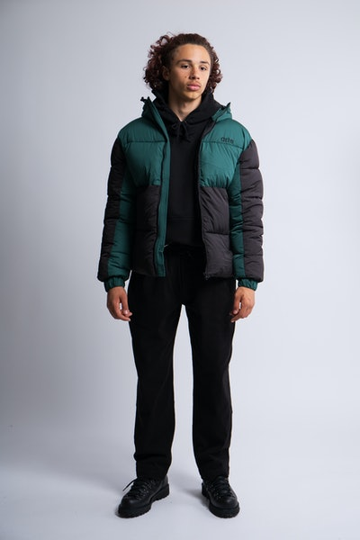 Placeholder for Arte Antwerp Joey Double Puffer Jacket AW21 096 J GB 1