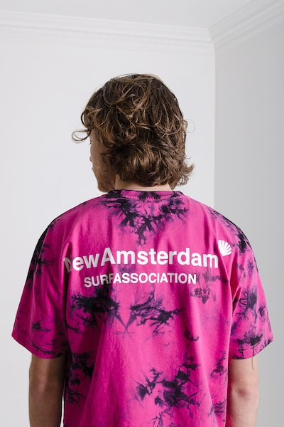 Placeholder for New Amsterdam Surf Association Logo T Shirt 2021017 4