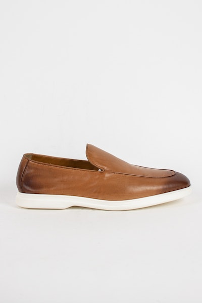 Placeholder for Doucals leather loafer nairobi DU2835 ARTHUY198 IC00 1