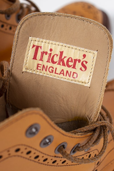 Placeholder for Trickers stow country boot 5634 24 stow 6